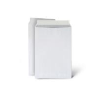 Caja 250 bolsas blancas LYRECO. Dim: 260 x 360 mm