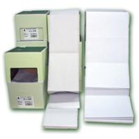Atk-paperi 240x12-2 blanco, 2-osainen ketjulomake, 1 kpl = 1500 arkkia